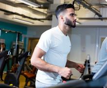 Running gym